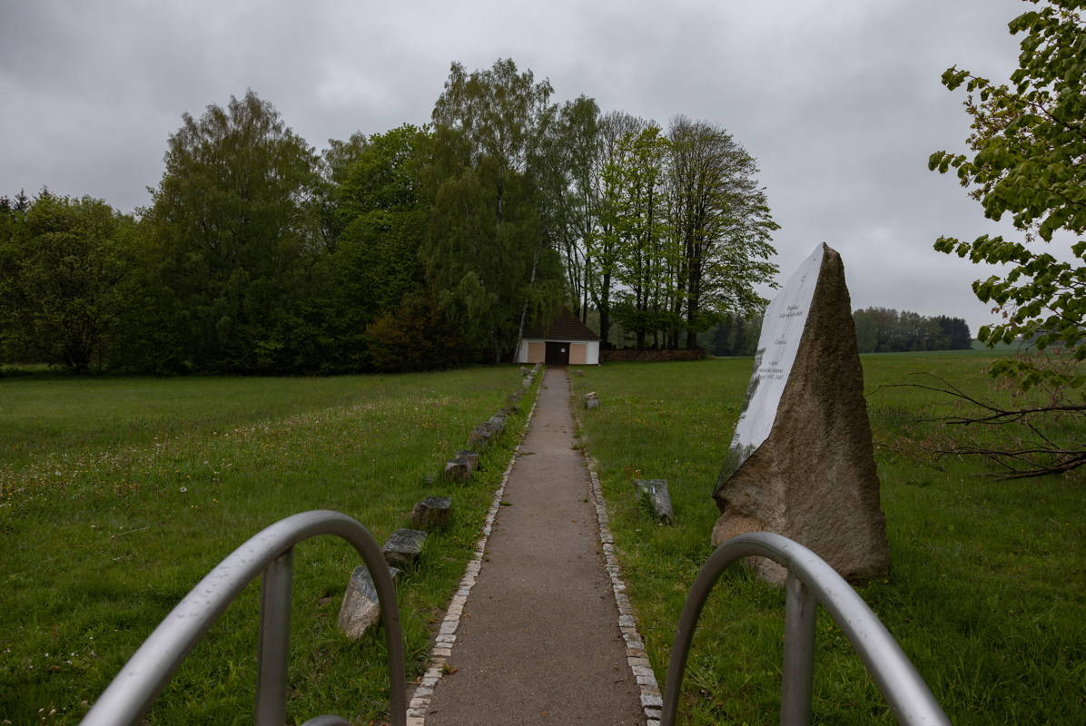 powerful memorial to victims of Shoah