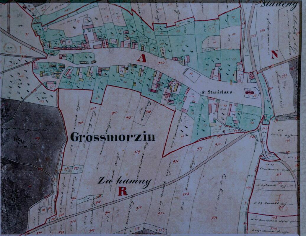 old map shared by deputy mayor