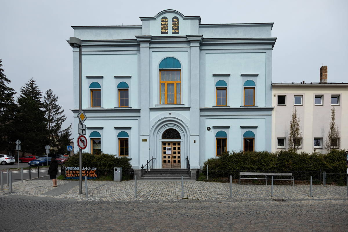 now used as a cultural center
