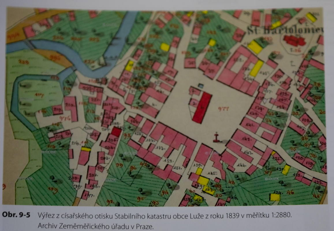 archival map
