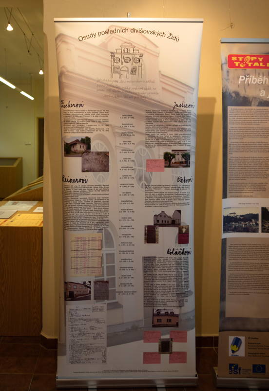 information researched by students & memorial for victims of Shoah