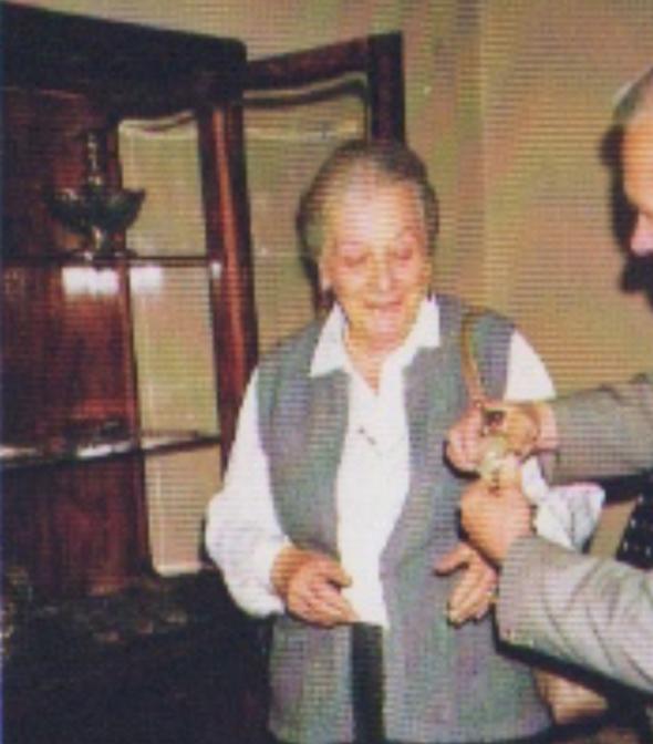 Ruth Shaffer